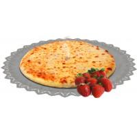 Осетинский пирог сладкий с клубникой 1200 гр.